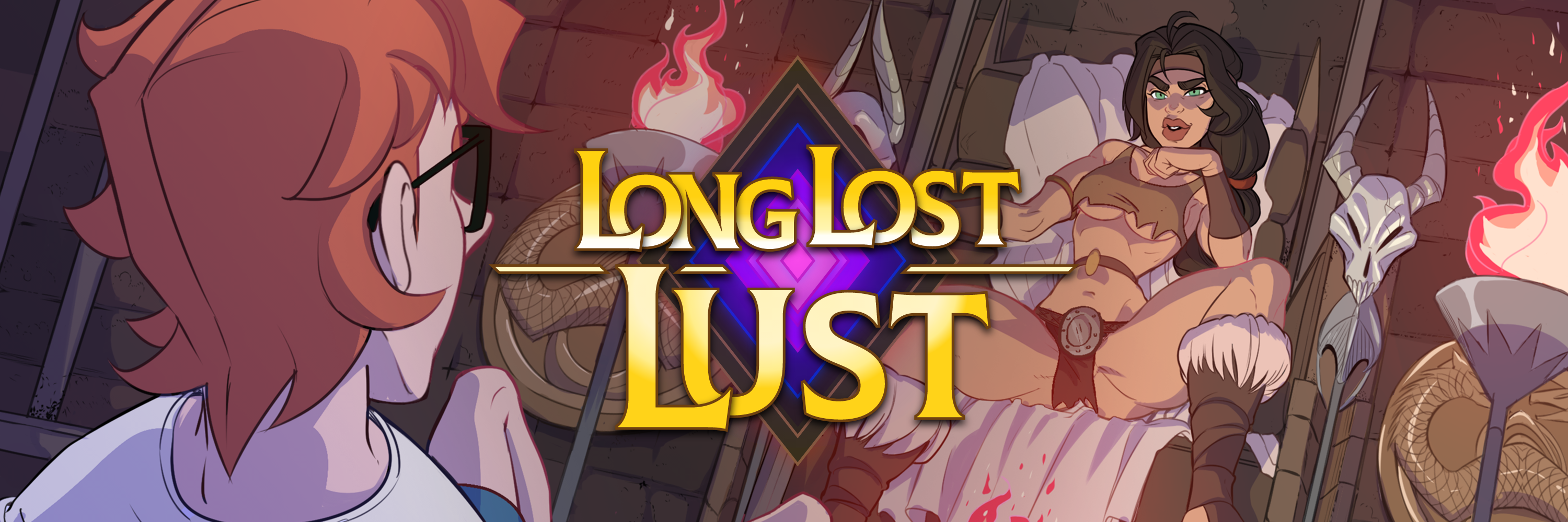 long lost lust twitter header